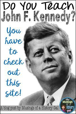 Have you checked out the John F. Kennedy Presidential Library yet? If not, here are some must-see online exhibits!
