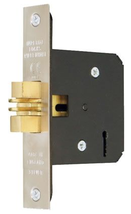 IMPERIAL G3006 Sliding 3 Lever Lock   Suitable For A Door Which Needs To Be  Locked
