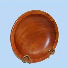Red Cedar bowl. Australian crafts.