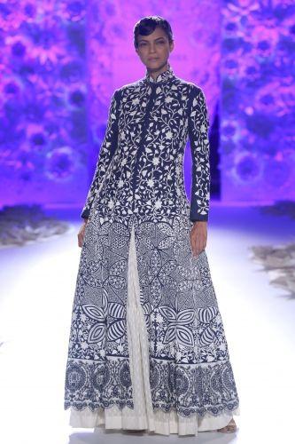 Rahul Mishra at India Couture Week 2016