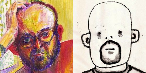 Artist Creates Self-Portraits On Different Drugs, And The Results Are Insane (Photos)