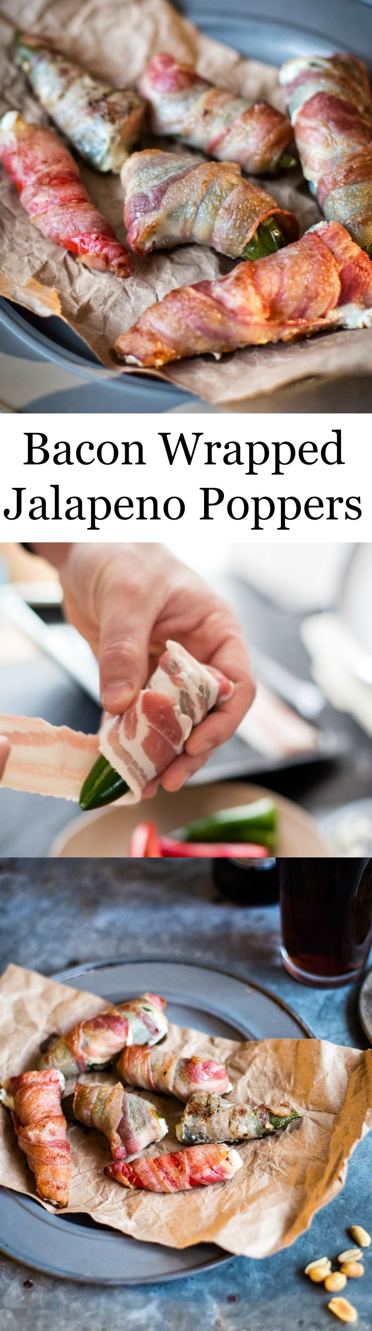 These Jalapeno Poppers are a delicious update on the old favourite!