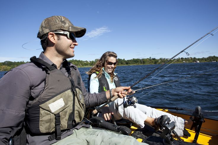 Fishing is a huge draw in the #BayofQuinte in dog days of Summer and the dead of winter.