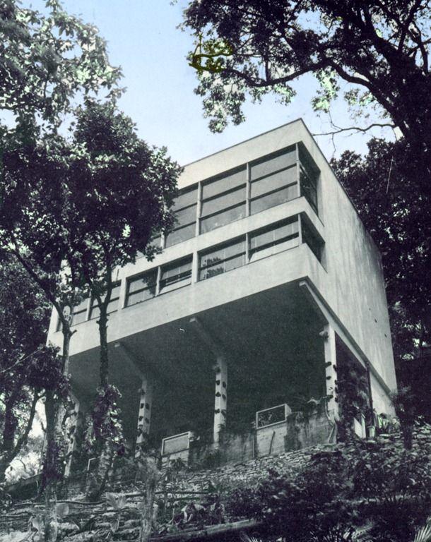 Casa do Arquiteto 1