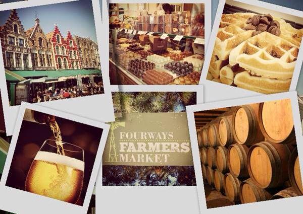 Belgian Market Day, 1 November 2014 @ Fourways Farmers Market