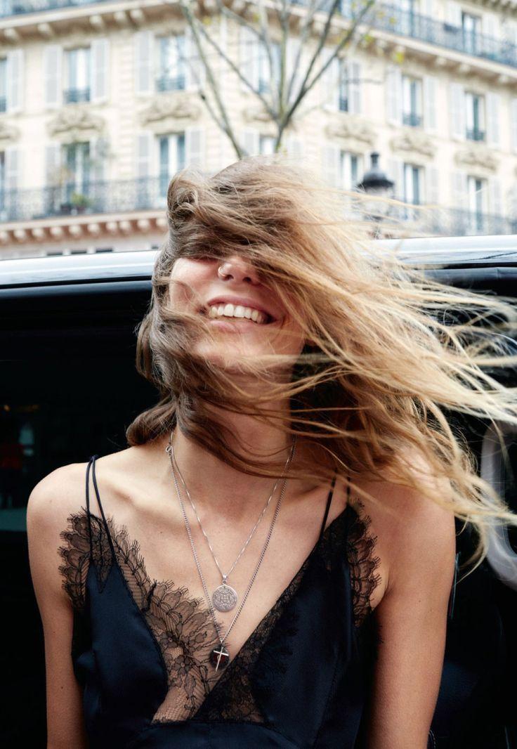 Daria Werbowy by Juergen Teller for Pop Magazine