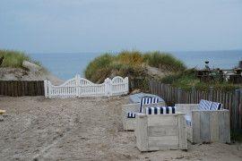 """Ferienhaus-im-ostseestrand.de"""" Direkt an der Ostsee Strandhaus mit Strandsauna direkt am Strand der Ostsee in Mecklenburg-Vorpommern im Seebad Lubmin Seebrücke mit direktem, eigenem Strandzugang."""