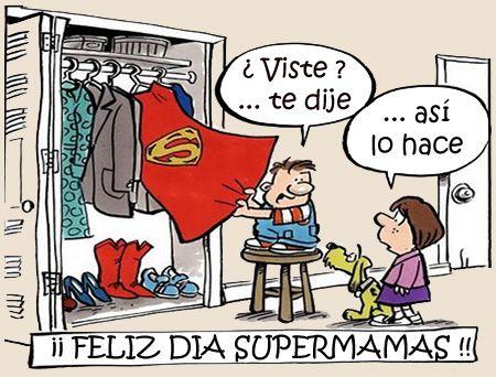 ¡ Feliz dia de la madre !
