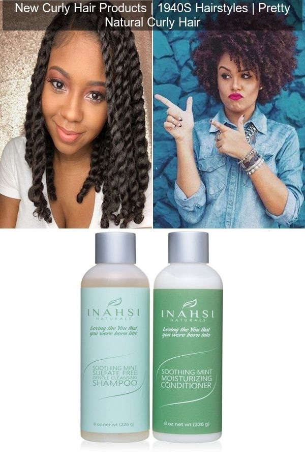 New Curly Hair Products 1940s Hairstyles Pretty Natural Curly Hair In 2021 Best Hair Conditioner Hot Hair Styles Curly Hair Styles Naturally