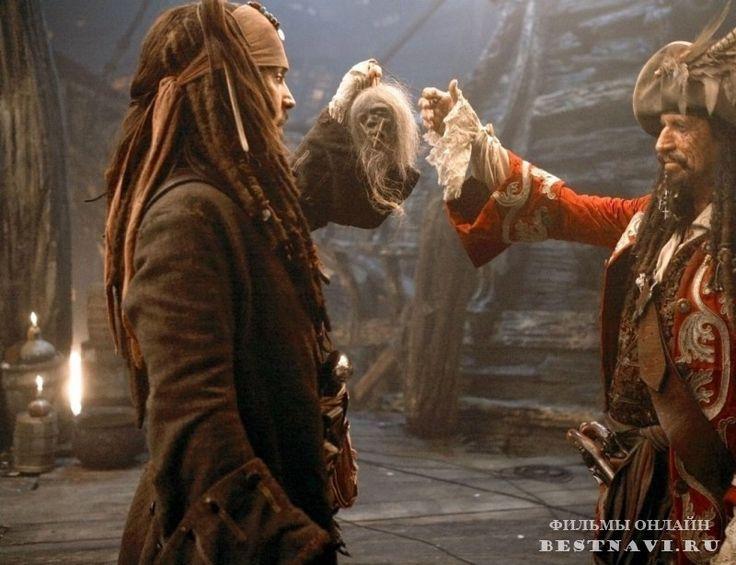 Пираты Карибского моря: На краю Света / Pirates of the Caribbean: At World's End (2007)  #фильмы #кино #бесплатно #пираты