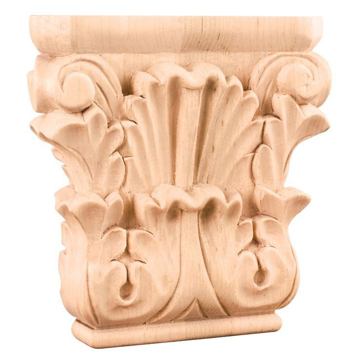 Best capitals images on pinterest column capital