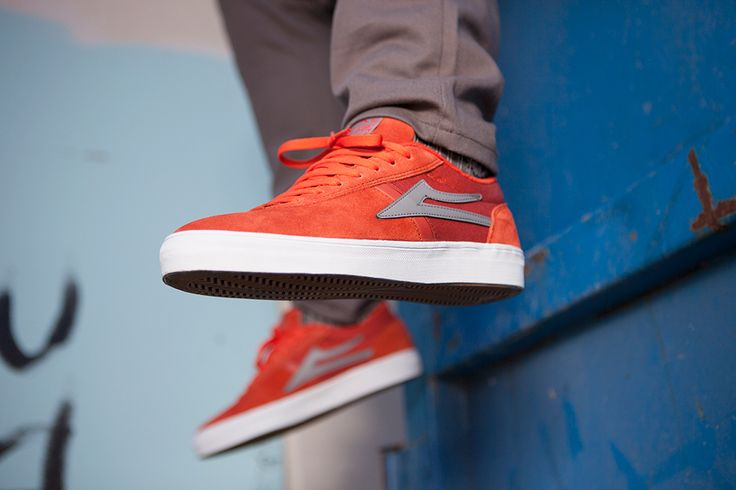 Lakai Shoes, some of the best skate shoes in the world.
