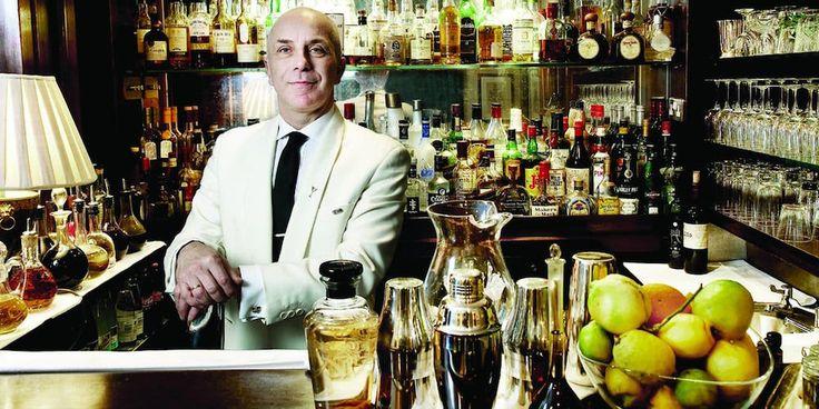 A maneira que James Bond pede seu dry martini virou um clássico do cinema. De Sean Connery a Pierce Brosnan, todos os 007 deixaram claro comogostavam de b