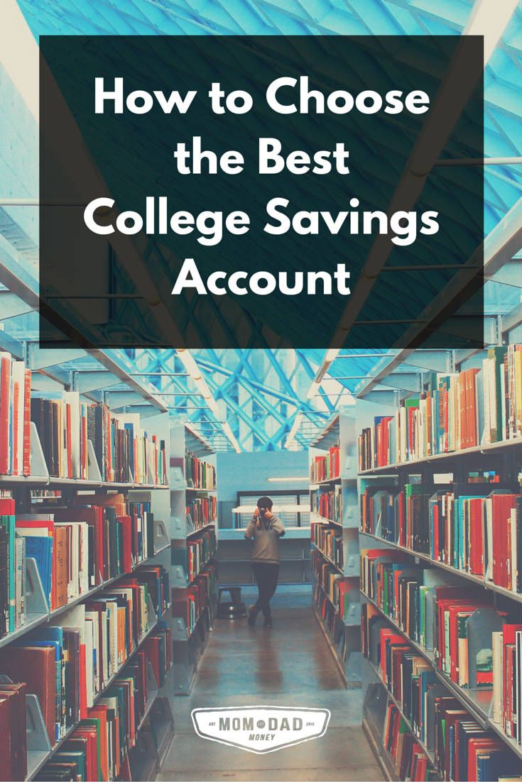 Long-Term Savings account for college?