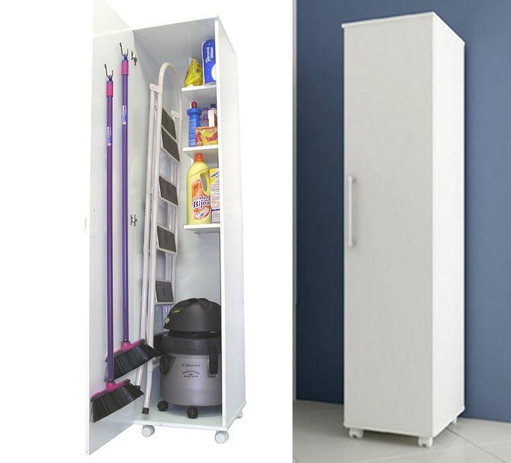 Armario para lavanderia 8 casa show pinterest for Muebles para lavanderia de casa