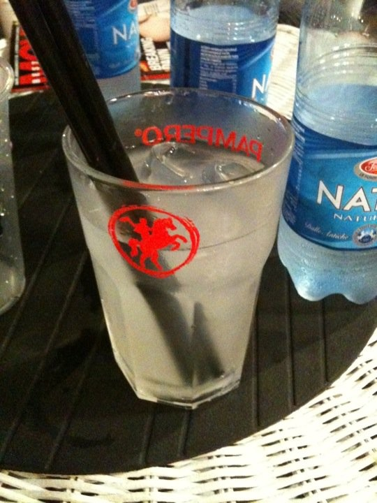 Vodka alla Pesca Lemon