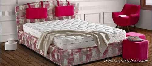 nice Alfemo yataklı baza modelleri 2014