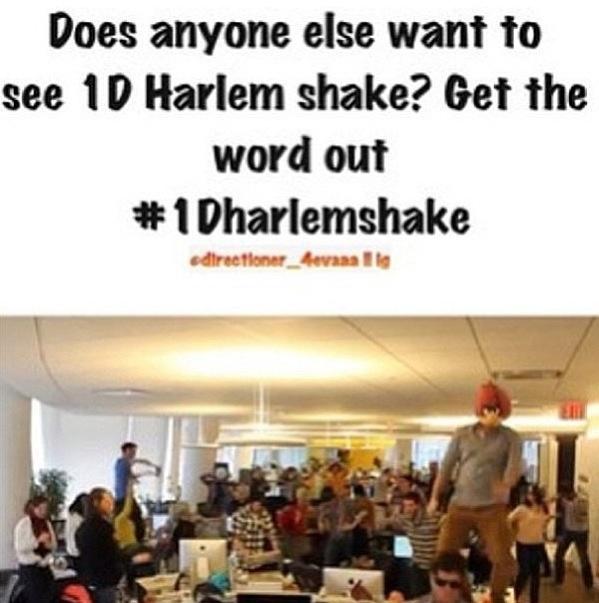 #1Dharlemshake spread it around!!!