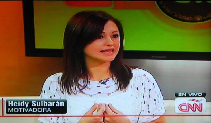Entrevista del 8 de Noviembre en Café CNN