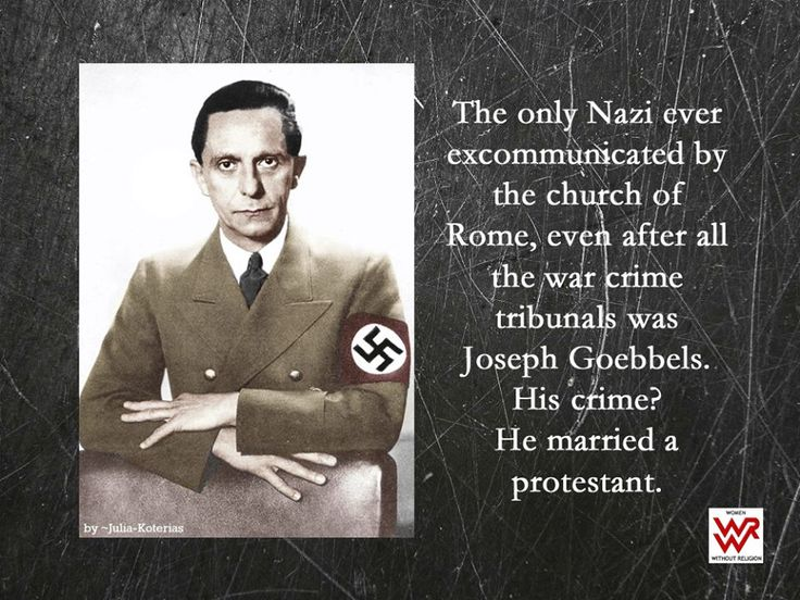 Goebbels Quotes 906 Best Religion Poisons Everything Images On Pinterest  Politics .