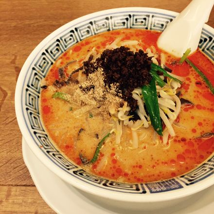 夏だから食べたい 絶品の辛旨な担々麺Mayumi Numao
