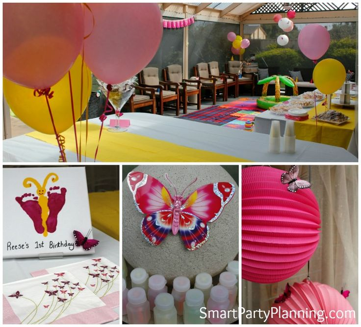 444 best Butterfly Birthday Party images on Pinterest Birthdays