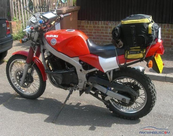 Gs500e dual sports - Bike Forums / Suzuki Bikes - PakWheels Forums