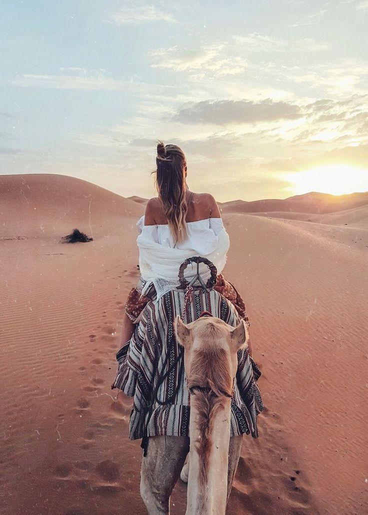 Bucket list - Desert camel rides. @davistaylortc