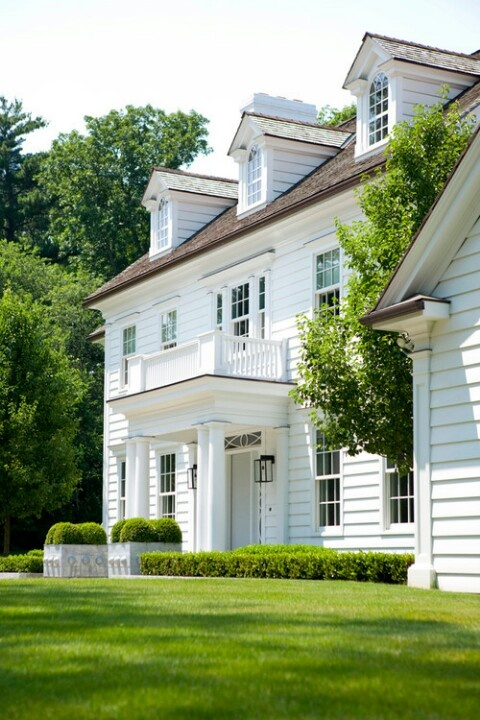 2198 best beautiful homes exteriors images on pinterest