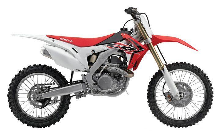Crf450r Motocross Bikes Motocross Honda