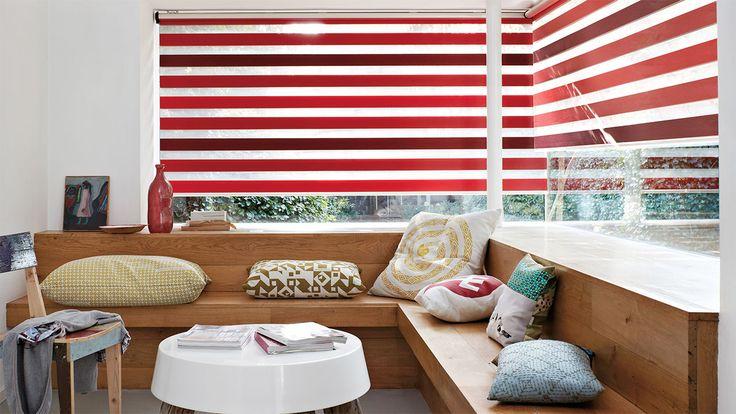 Laat u inspireren door Luxaflex® raamdecoratie. Twist® Rolgordijnen. Kom langs bij onze winkel in Rijswijk om de mogelijkheden te bekijken!