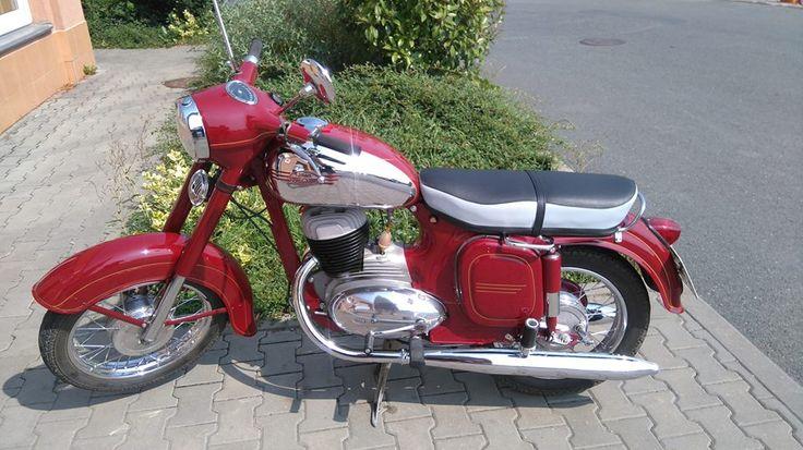 Jawa 250 / 559 Panelka