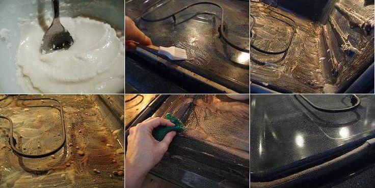 Kimyasal Madde Kullanmadan Fırın Temizlemenin Püf Noktaları - Miray Can #yemekmutfak