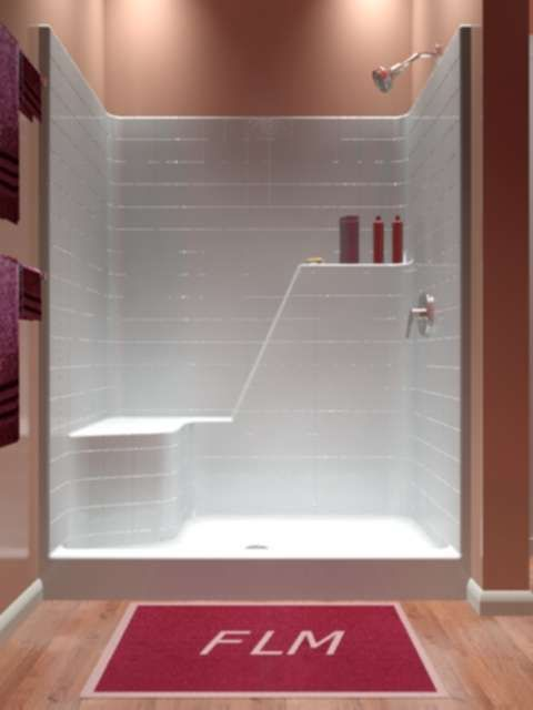 Shower Only  One Piece Best 25 piece tub shower ideas on Pinterest