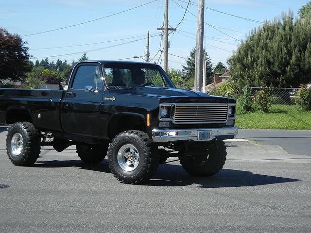 Chevrolet Cheyenne Super 20 by SoulRider.222, via Flickr