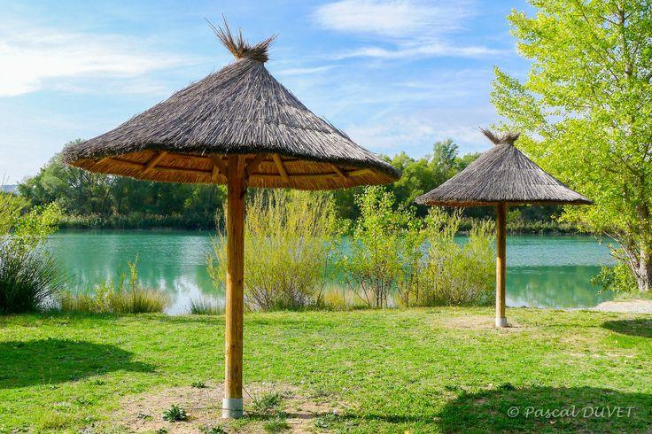 VOLOA30 - Au bord de la Durance, camping - Village de Volonne - Alpes de Haute Provence 04