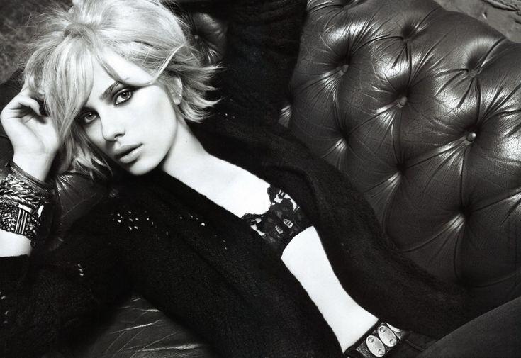 Scarlett Johansson http://michaelroud.com