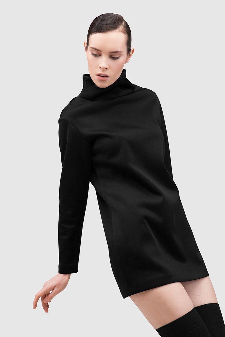 Платье-Джемпер / Asya Malbershtein