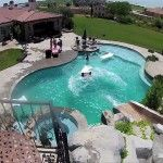 Big Backyard Pool Slides