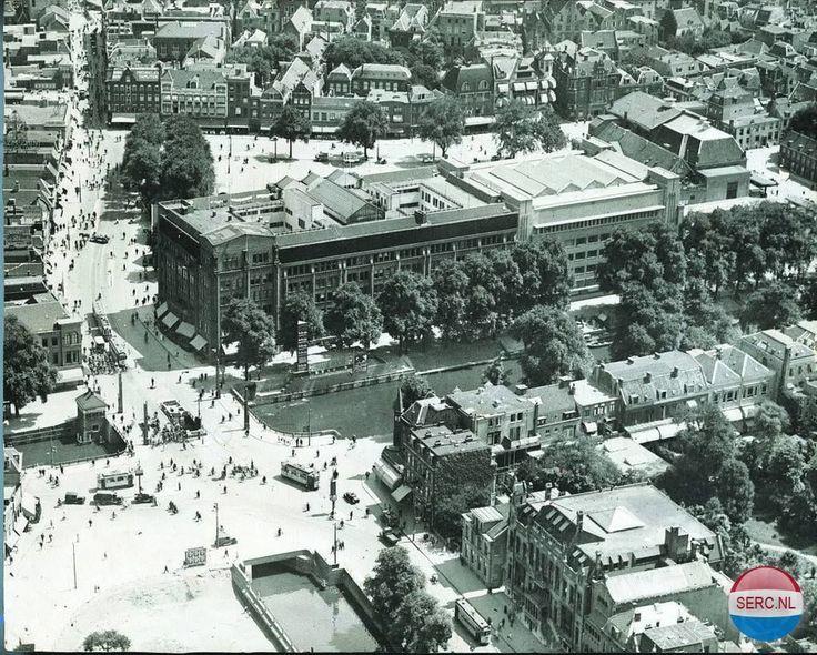 Vredenburg Utrecht (jaartal: 1930 tot 1940) - Foto's SERC