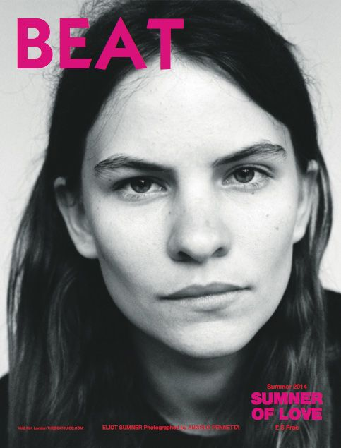 Eliot Sumner Sting's daughter ;)
