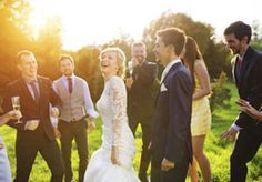 """A wedding is the best place for a couple to bond with each other's friends and family, and the """"Dollar Dance"""" provides that platform! Make your Dollar Dance an entertaining event, with songs specially put together for that purpose!"""