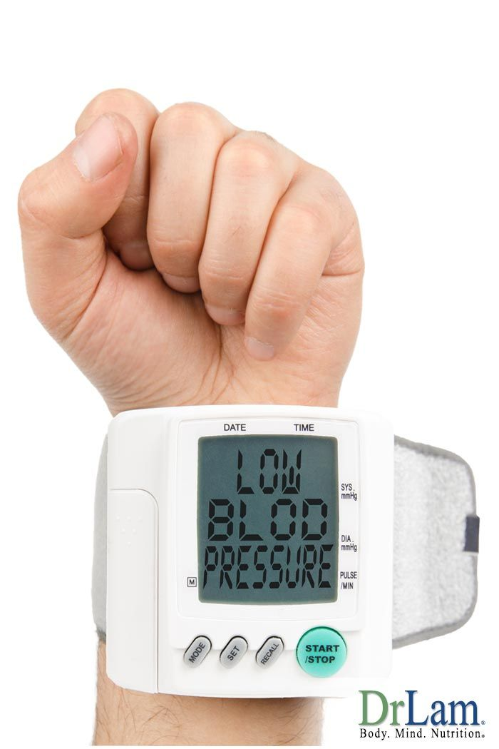 The Truth About Low Blood Pressure Causes and Adrenal Fatigue Syndrome