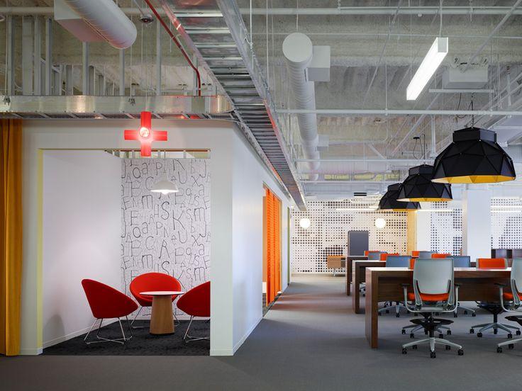 Discover 606 Chicago By Gensler Is A Finalist In Interior Designs Best Of Year Awards Boy2015 Boyawardsinteriordesign Finalists 201