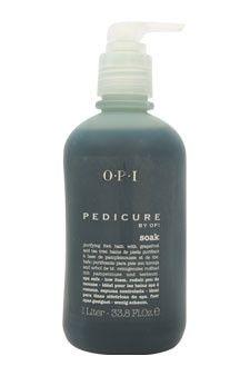 Pedicure Soak OPI 33.8 oz Bath Soak Unisex