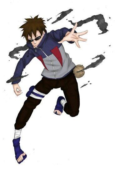 The son of Shino and Hana: Shikon Aburame