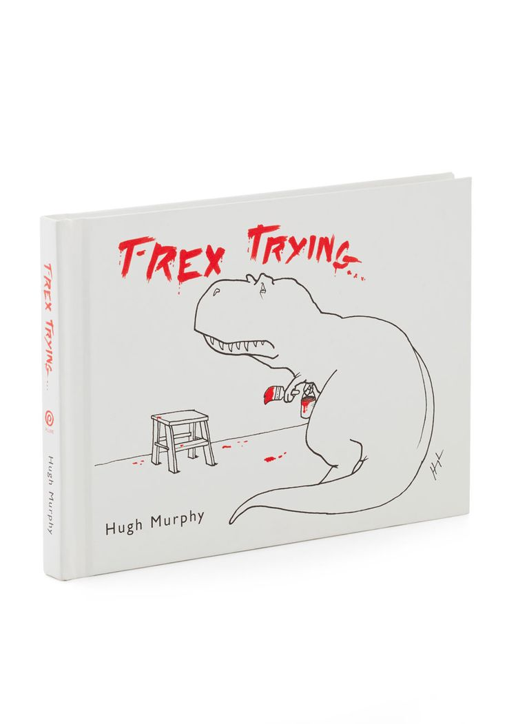 T-Rex Trying..., #ModCloth getting this for Paige's bday!!