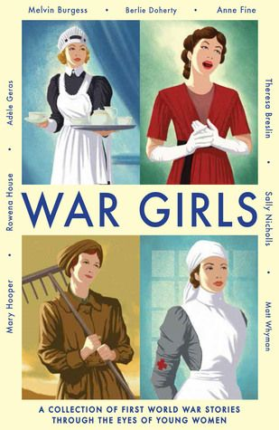 Image result for war girls adele geras