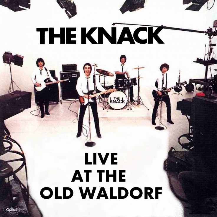 """My Sharona"" is the debut single by The Knack. The song was released in 1979 from their album 'Get the Knack'. It reached no.1 on the Billboard Hot 100 singles chart where it remained for six weeks, and was no.1 on their Top Pop Singles year-end chart."