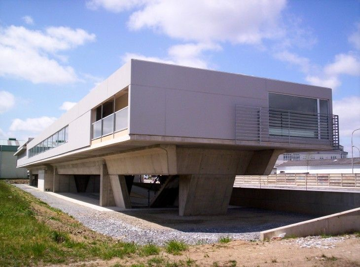 Centro de Saúde de Castro Riberas de Lea | Fernando Blanco | Castro de Rei (2006)